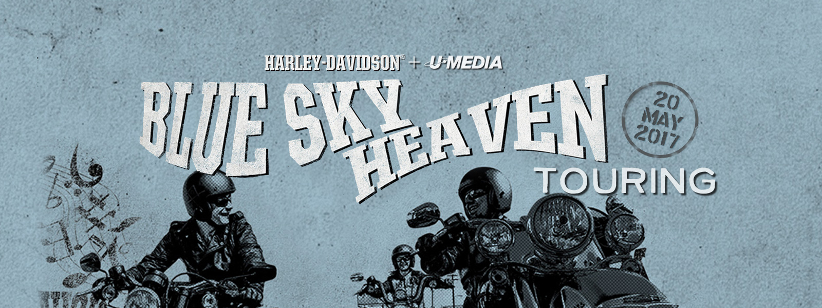 BLUE SKY HEAVEN TOURING 20.MAY.2017
